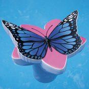 32129 | Butterfly Chlorine Dispenser - Blue LS 1