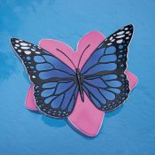 32129 | Butterfly Chlorine Dispenser - Blue LS 2