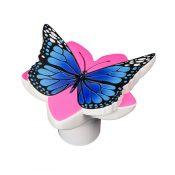 32129 | Butterfly Chlorine Dispenser - Blue