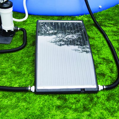 59026 | Slim Line AG Pool Solar Heater - Lifestyle 1