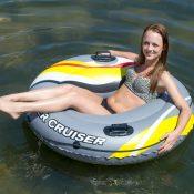 85607 | 47'' DLX River Cruiser Tube - Lifestyle 6
