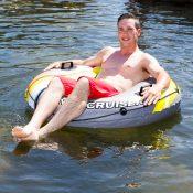 85607 | 47'' DLX River Cruiser Tube - Lifestyle 9