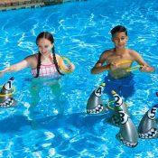 86181 | Shark Zone Ring Toss - Lifestyle 1