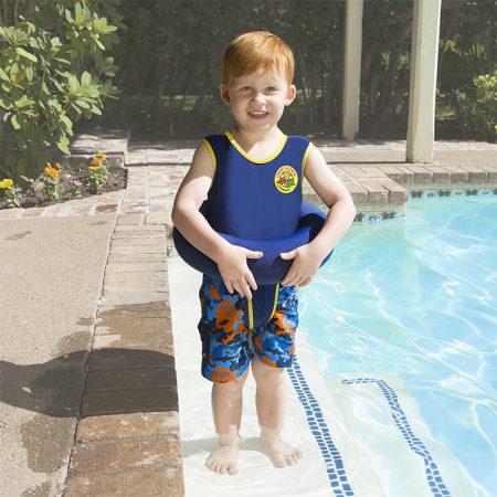 Learn-to-Swim Tube Trainer
