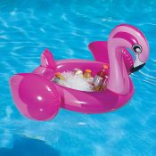 54533 | Flamingo Beverage Tub - Lifestyle 1