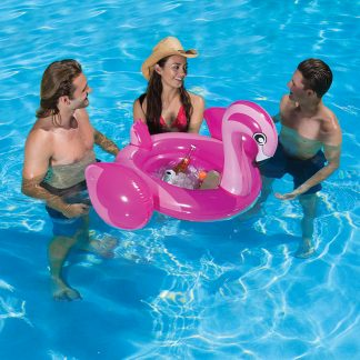 54533 | Flamingo Beverage Tub - Lifestyle 3