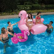 54533 | Flamingo Beverage Tub - Lifestyle 7