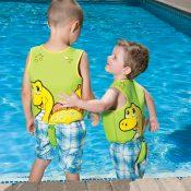 50566 / 50567 | Dino Swim Vest - Lifestyle 1