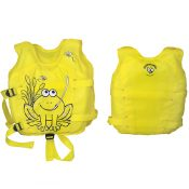 50580 / 50581| Hungry Frog Vest - Front & Back
