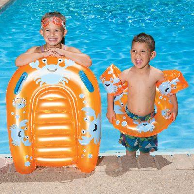 81530 | Little Ones Crab Swim Set - Lifestyle 1