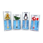 Floating Character Thermometers