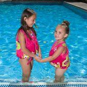 Butterfly Swim Vest