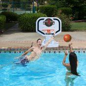 NBA Houston Rockets USA Competition Style Basketball Game