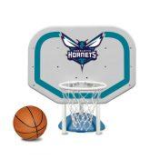 NBA Charlotte Hornets Pro Rebounder Style Basketball Game