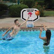 NBA Chicago Bulls Pro Rebounder Style Basketball Game