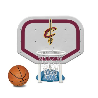 NBA Cleveland Cavaliers Pro Rebounder Style Basketball Game