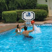 NBA Dallas Mavericks Pro Rebounder Style Basketball Game
