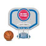 NBA Detroit Pistons Pro Rebounder Style Basketball Game