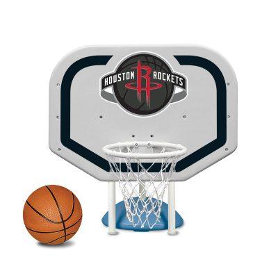NBA Houston Rockets Pro Rebounder Style Basketball Game