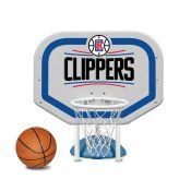 NBA Los Angeles Clippers Pro Rebounder Style Basketball Game