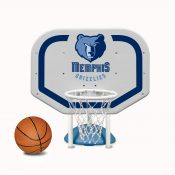 NBA Memphis Grizzlies Pro Rebounder Style Basketball Game