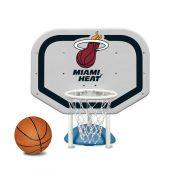 NBA Miami Heat Pro Rebounder Style Basketball Game