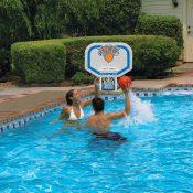 NBA New York Knicks Pro Rebounder Style Basketball Game