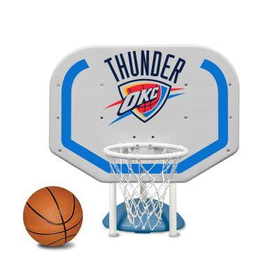 NBA Oklahoma City Thunder Pro Rebounder Style Basketball Game