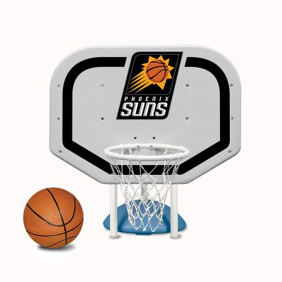 NBA Phoenix Suns Pro Rebounder Style Basketball Game