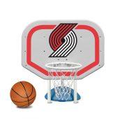 NBA Portland Trail Blazers Pro Rebounder Style Basketball Game