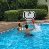 NBA San Antonio Spurs Pro Rebounder Style Basketball Game