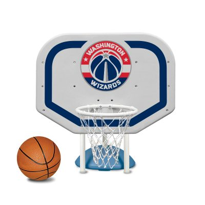 NBA Washington Wizards Pro Rebounder Style Basketball Game