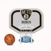 NBA Brooklyn Nets Pro Rebounder Style Basketball Game