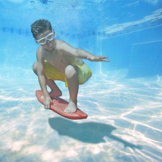 50516   Underwater Surf Board - Lifestyle