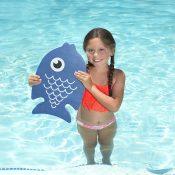 50517 | Character Kick Board - Fish LS 6