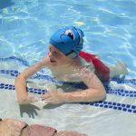 99032 | Fish Silicone Swim Cap - LS 3