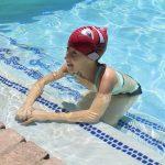99032 | Fish Silicone Swim Cap - LS 4