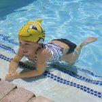 99032 | Fish Silicone Swim Cap - LS 5