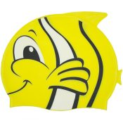 Fish Silicone Swim Cap