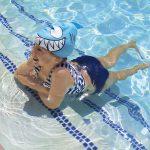 99033 | Smiling Piranha Silicone Swim Cap - LS 3