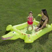 81611 | Crocodile Spray Pool - Lifestyle 5