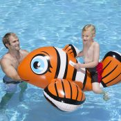 81701   Clown Fish Rider - Lifestyle 2