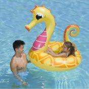87157 | 48'' Yellow Seahorse Tube - Lifestyle 5