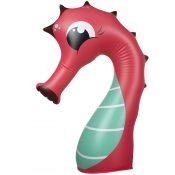 87158 | 48'' Coral Seahorse Tube - Face