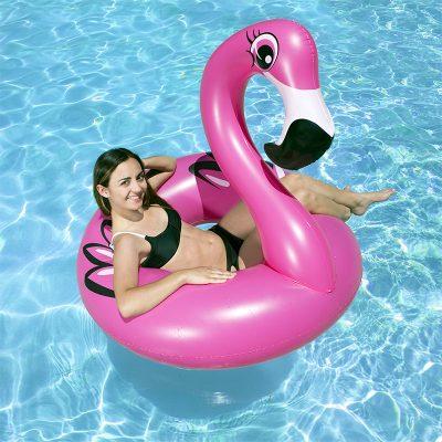 87162 | 48'' Flamingo Tube - Lifestyle 1