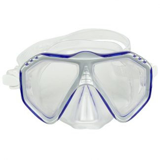 90254 | Manatee Sport Swim Mask - Blue