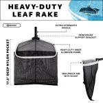 Premier Heavy Duty Leaf Rake