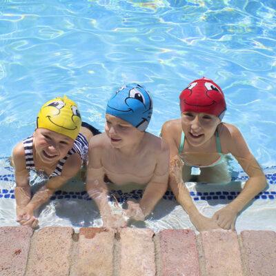 Fish Silicone Swim Cap