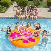 #GIRLPOWER Island
