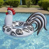 "48"" Rooster Party Float"